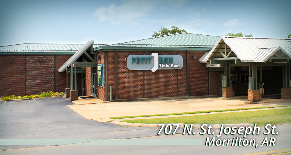 PJSB - Main Branch - Morrilton, AR