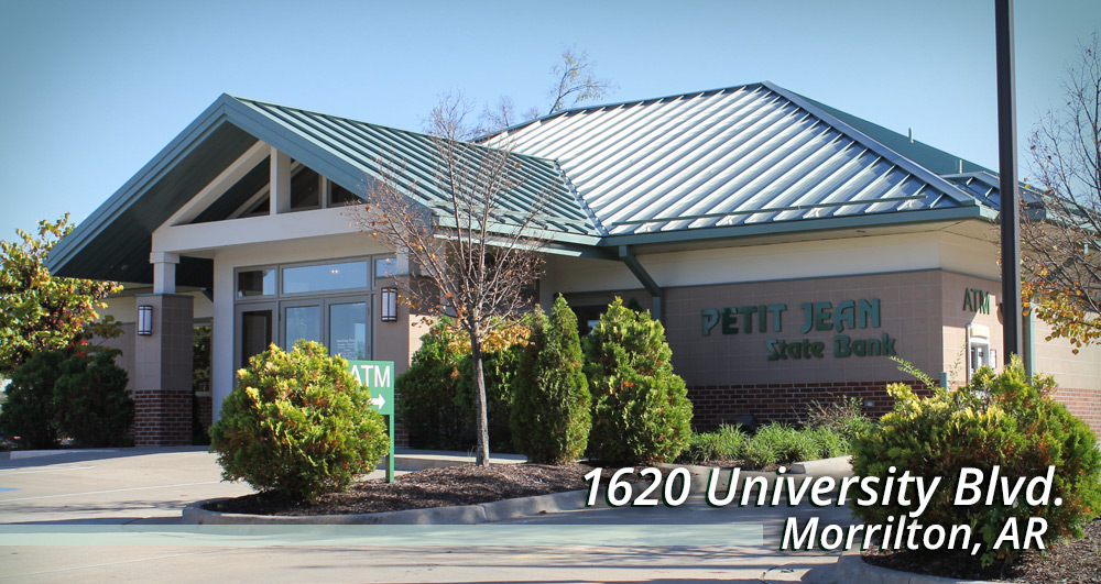 PJSB - University Branch - Morrilton, AR